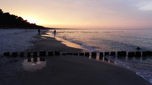 Glowe beach on Rügen