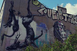 Street Art by ROA
