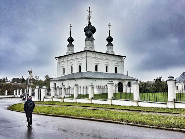 Church of Peter and Paul (Комплекс церквей Петропавловского прихода