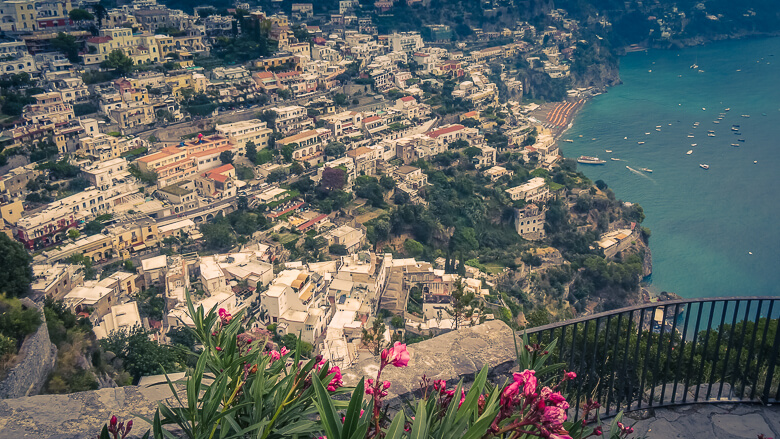 A Romantic Amalfi Coast Road Trip Itinerary