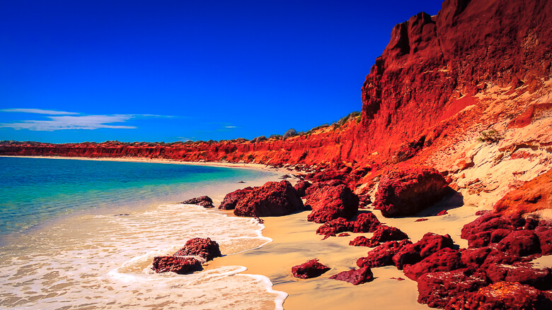 Francois Peron National Parl, Western Australia